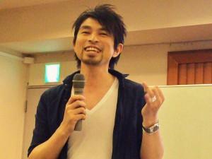 講師の小杉光司さん